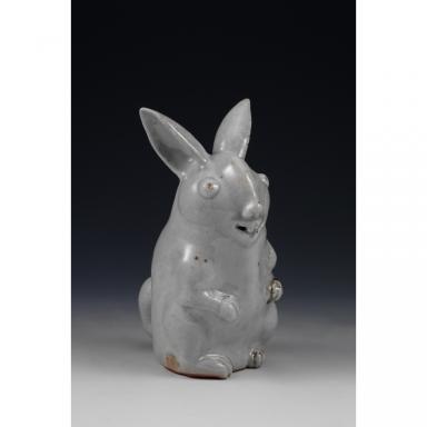 white jade rabbit